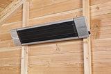 Heater plafond- wandmodel_