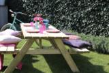 Picknicktafel Maseille 180 x 155 x 74 cm_