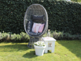 Wicker Chair Cocoon_