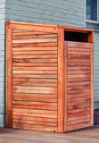 Containerberging Hardhout Enkel 75 x 75 x 135cm_