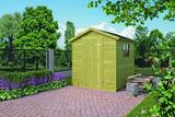 Tuinhuisje / Tuinkast Boudewijn 180 x 180 x 207 cm Geïmpregneerd Hout_