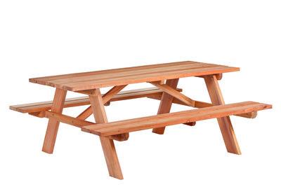Hardhouten picknicktafel Comfort Tuindeco