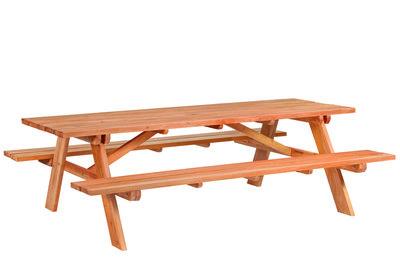 Hardhouten picknicktafel Giant Tuindeco