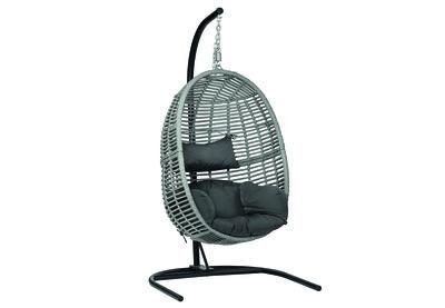 Wicker Chair Swing