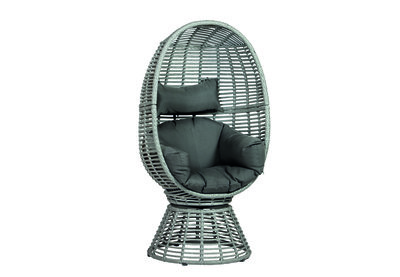 Wicker Chair Cocoon